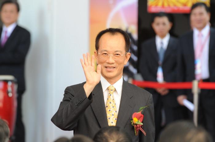 南台灣觀光產業聯盟 總召集人 林富男