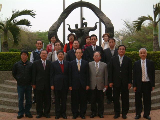 南台灣觀光產業聯盟至於台南市