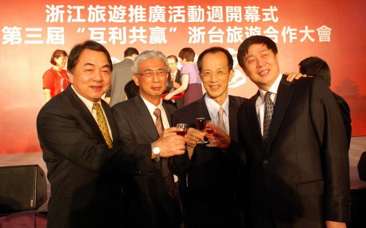 情牽兩岸讓春風從高雄吹起—南台灣觀光產業聯盟的期待